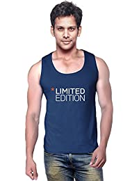 Wear Your Opinion Graphic Print Men's Cotton Sleeveless T-Shirt, LIMITED EDITION