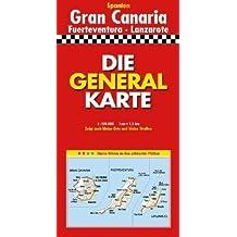 Gran Canaria (Marco Polo Regional Maps: Spain)