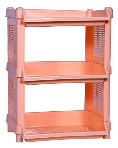 Logic Executive 3 Shelf Storage Rack-Dummy