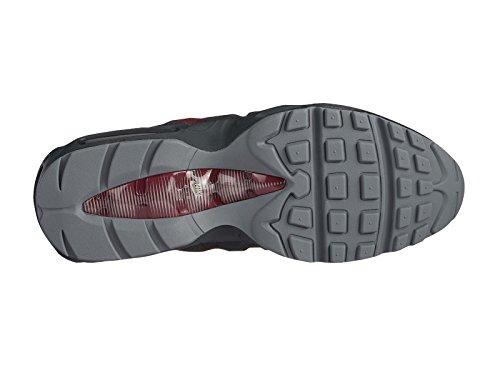 Nike Air Max 95 Essential, Chaussures de Gymnastique Homme Gris (Anthracite Gr E Y Wolf Grey 025)