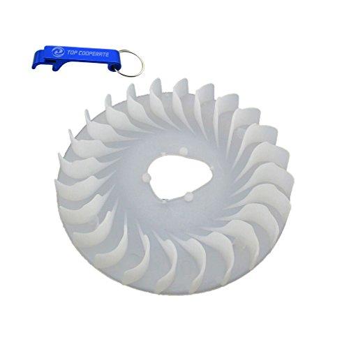 Rückstoßkühlung Schwungrad Lüftergehäusedeckel Verkleidung Für HONDA GX160 GX200 168F 5.5HP 6.5HP Gasmotor Motor Generator Wasserpumpe