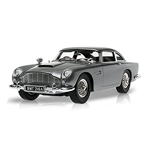 Hotwheels - Elite (Mattel) - Bly26 - Aston Martin Db5 - James Bond Goldfinger - Echelle 1/43 - Argent