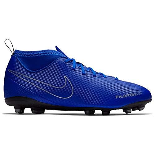 watch 8071f faaf5 Nike Jr. Phantom Vision Club Dynamic Fit MG, Zapatillas de Fútbol Unisex  Niños,