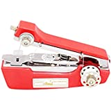 Anjali Enterprises Plastic Hand Stepler Mini Sweing Machine (Red)
