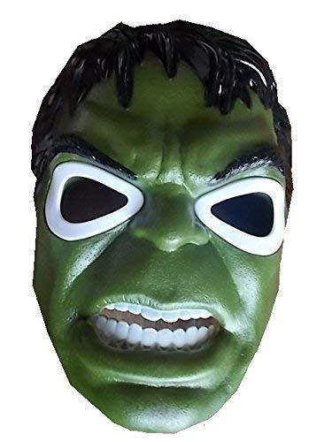 2 Unidades Nuevos Hulk Man Máscaras Iluminación