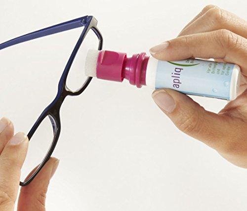 apliq Brillenreiniger und Smartphone Reiniger für Smartphone Displays und Tablets NEU