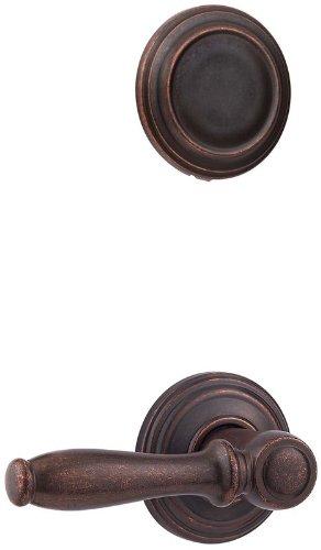 Bronze Ashfield Handleset (Kwikset Corporation 968ADL 501BP