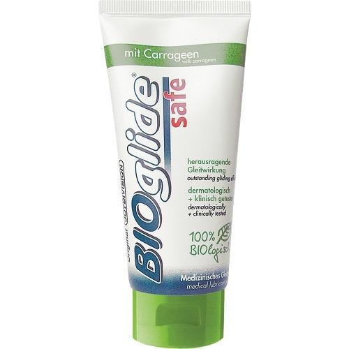 BIOGLIDE safe Carrageen Gel 100 ml Gel