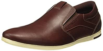Red Tape Men's Bordo Leather Moccasins-6 UK/India (40 EU) (RTS10882)