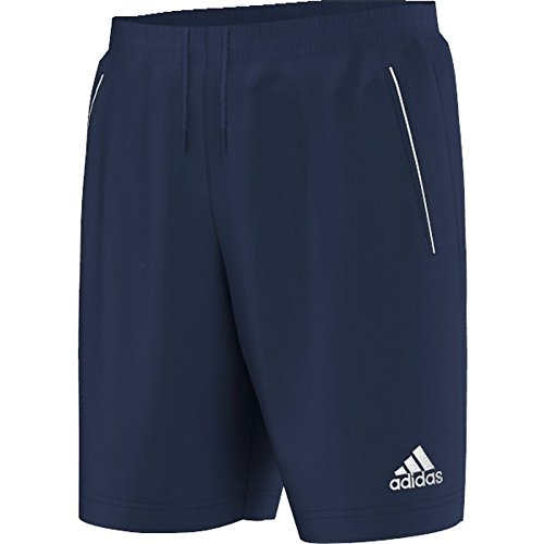 adidas Kinder Bekleidung Core 11 Woven Shorts Kurze Hose, New Navy, 152 -