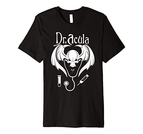 (Halloween Dr. acula Funny Doctor acula Monster Doc T-Shirt)