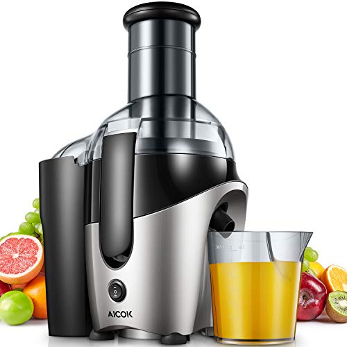 Juicer, Aicok Juice Machine with...