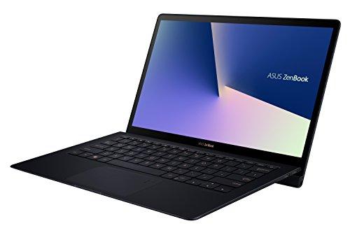 Asus ZenBook S UX391UA 90NB0D91-M02320 33,7 cm (13,3 Zoll, FHD, matt) Ultrabook (Intel Core i7-8550U, 16GB RAM, 1024GB SSD, Intel UHD Graphics, Win10) blau