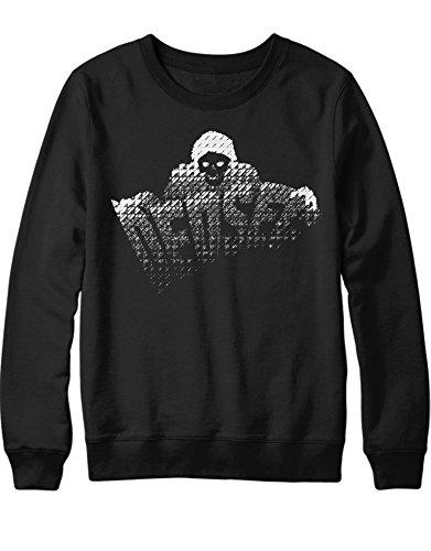 Sweatshirt Watchdogs Dedsec Logo Z100000 Schwarz XL
