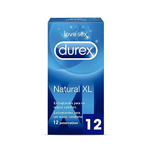 XL DUREX Natural 12 UDS