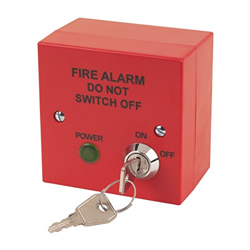 tate-f400-210r-2-wire-fire-alarm-fuse-key-switch-230v