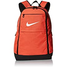 Nike Brasilia - Mochila - BA5892, XL, Rush Coral/Black/White