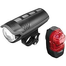 BUSCH & MÜLLER Batterie-LED-Scheinwerfer Ixon Pure B mit AKKUS neu Beleuchtung & Reflektoren