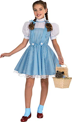 thy der Zauberer von Oz Kostüm Kids Deluxe, Small, Alter 3-4Jahre, Höhe 7,6cm 20,3cm-4'0cm ()