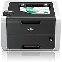 Brother HL-3152CDW High-Speed Duplex-Farbdrucker (LAN/WLAN) weiß/dunkelgrau