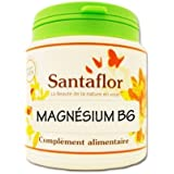 Santaflor - Magnésium vitamines B6 - gélules120 gélules gélatine végétale