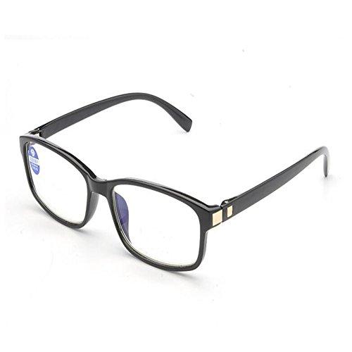 Meijunter Lesebrille Anti-blaues Licht Anti-radiation Anti-Strahlung Linse Brille Für Herren Damen +1.0~+4.0