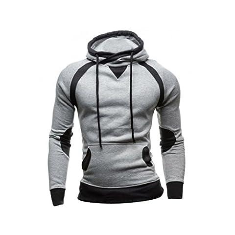 Oyedens Herren MäNner Winter Beliebt DüNnen Hoodie Warmen Pullover Sweatshirt