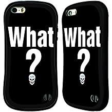 Official WWE What? Steve Austin Hybrid Case for Apple iPhone 5 / 5s / SE