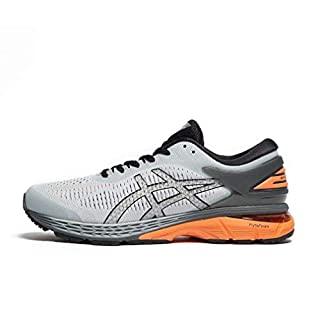 Asics Men's Gel-Kayano 25 Running Shoes,Grey (Mid Grey/Red Snapper 022) ,11 UK (46.5 EU) (B07KRT5WM4) | Amazon price tracker / tracking, Amazon price history charts, Amazon price watches, Amazon price drop alerts