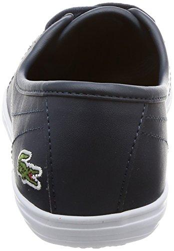 Lacoste Ladies Ziane Bl 1 Spw Sneaker Blue (nvy)