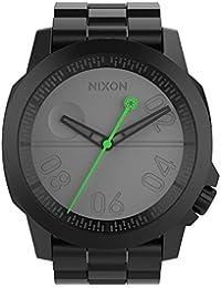 Nixon Ranger Star Wars Herren-Armbanduhr Analog Quarz Edelstahl A521SW2383-00