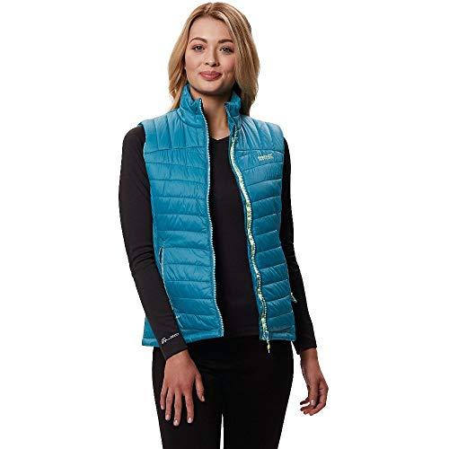 41j5qMzFtAL. SS500  - Regatta Women's Icebound Iii Lightweight Water Repellent Insulated Body Warmer