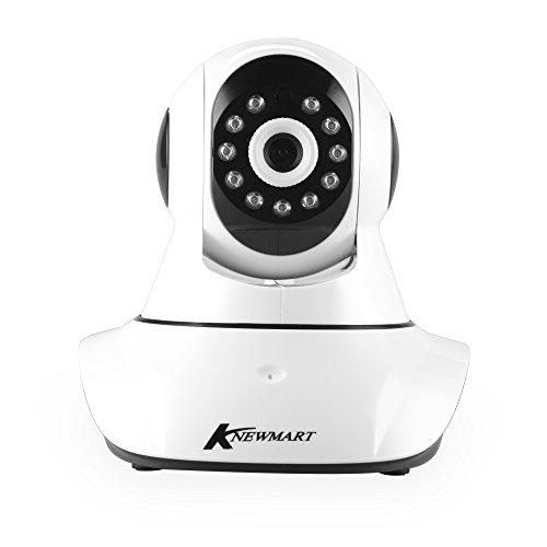 IP Camera Wi-Fi motorizzata 720p H.264 con visore notturno.