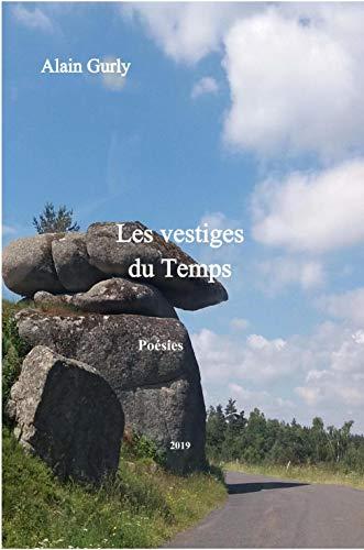 Couverture du livre Les vestiges du Temps: Poésies