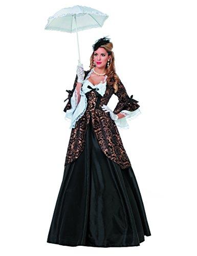 Barocke Herzogin Kostüm für Damen (Erwachsene Weiße Tiroler Kostüme)
