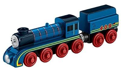 Mattel Fisher-Price DFX20 - Thomas und seine Freunde, Frieda, Holzlokomotive von Mattel