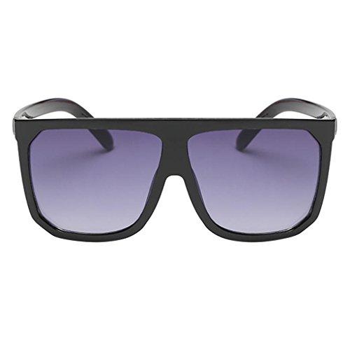 Sharplace Klassische Modische Damen Sonnenbrille übergroßen - Farbe 6, M