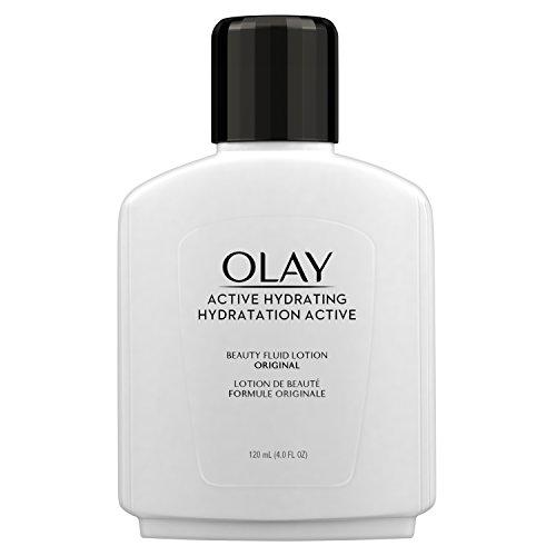 Olay W-SC-2173 Actif Hydratant Fluide de beaut- originale de Olay pour les femmes - 4 oz Hydratant