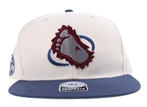 NHL Colorado Avalanche verstellbar Snapback Cap ('47Brand)