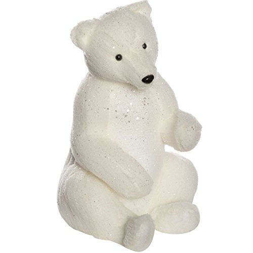werchristmas-figura-decorativa-navidena-diseno-de-oso-polar-58-cm-polialgodon-color-blanco