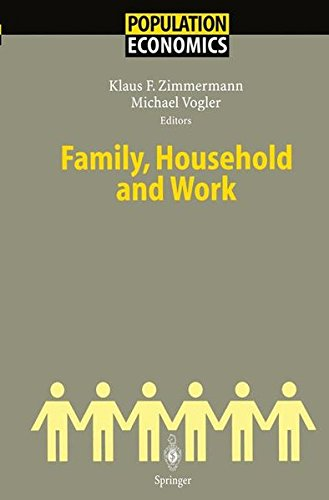 Family, Household And Work (Population Economics)
