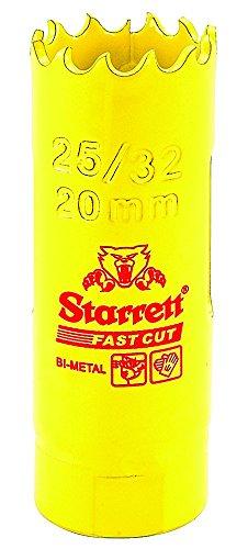 Starrett 63FCH020 Corona perforadora