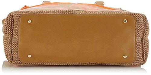 Oilily M Carry All OES5190-105 Damen Shopper 36x25x15 cm (B x H x T) Orange (Tangerine 105)
