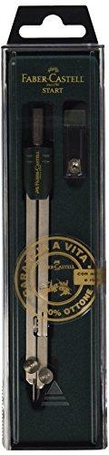 Faber-Castell 174601 Compasso con Aste Snodabili