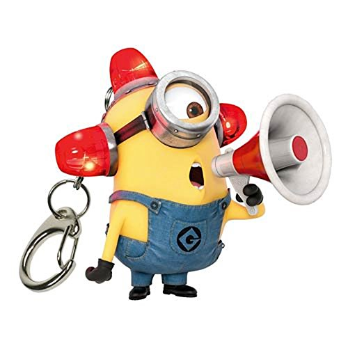 Minions Electronic Lights and Sound Key...