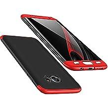 Biter Samsung Galaxy s6/s6 Edge Ultra-Delgada de Dura de La PC Cubierta de 360°Caja Protectora Anti-Rasguños Estuche Para Case