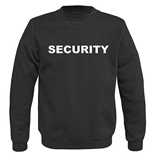 BW-ONLINE-SHOP Security Pullover I schwarz - 3XL