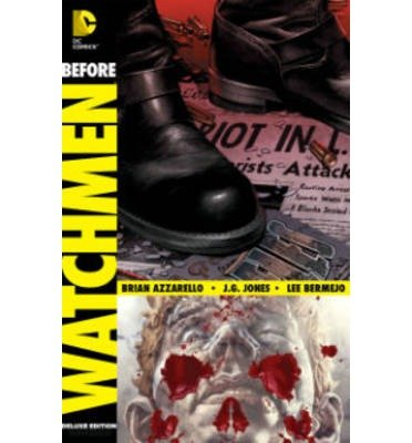 [(Before Watchmen Comedian Rorschach)] [ By (artist) J. G. Jones, By (artist) Lee Bermejo, By (author) Brian Azzarello ] [July, 2013]