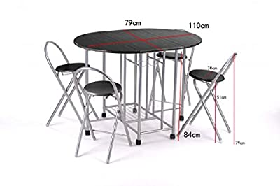 Coavas Kitchen Table Dining Set