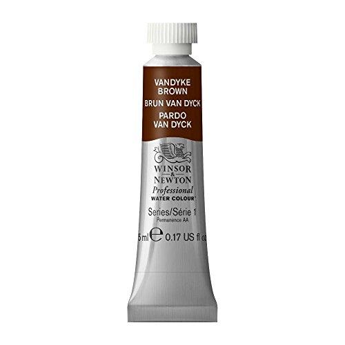 Winsor & Newton 102676 Professional Watercolours (feinste Künslter Aquarellfarbe - 5ml Tube...